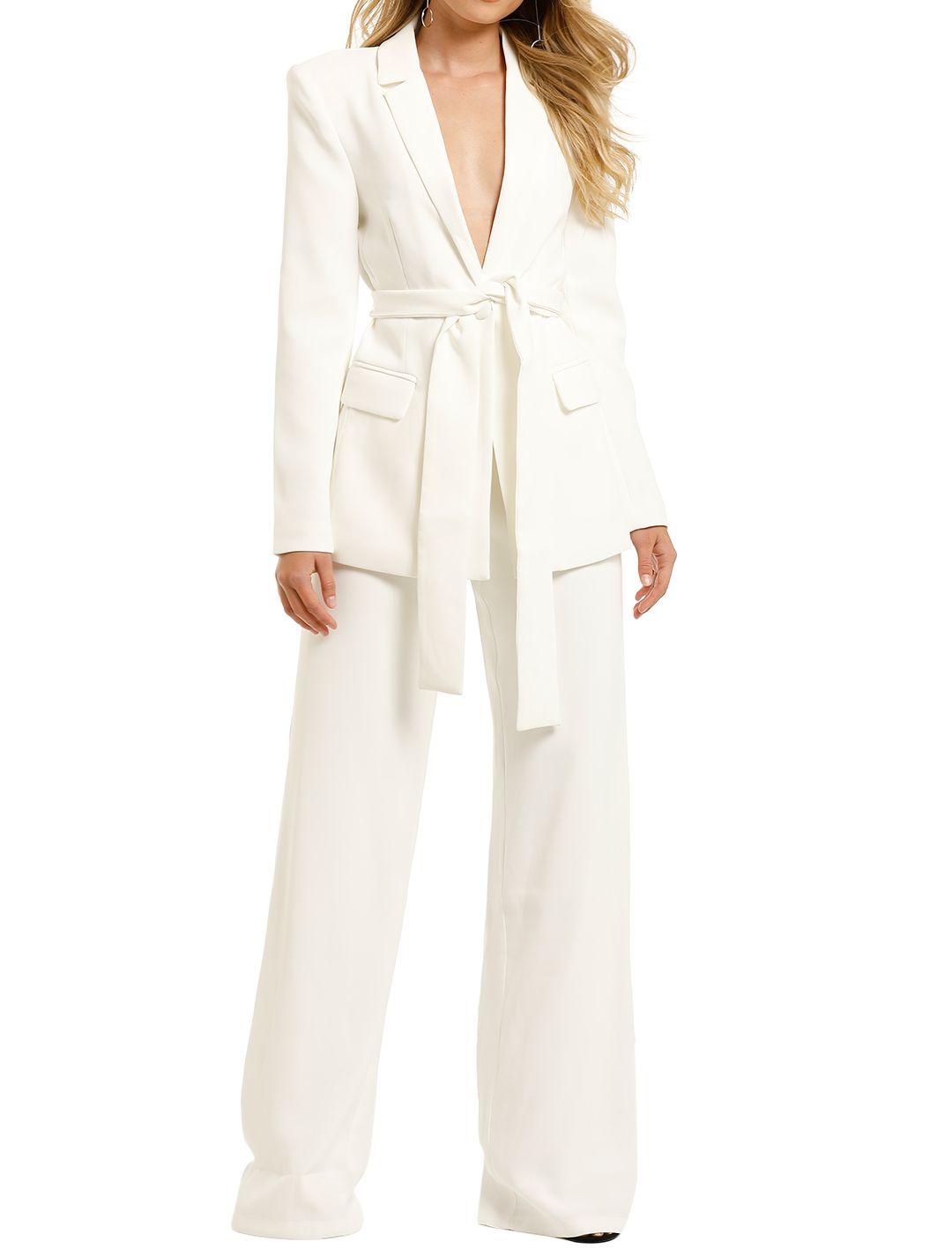 Bianca-and-Bridgett-Ella-Blazer-and-Pant-Set-White-Front