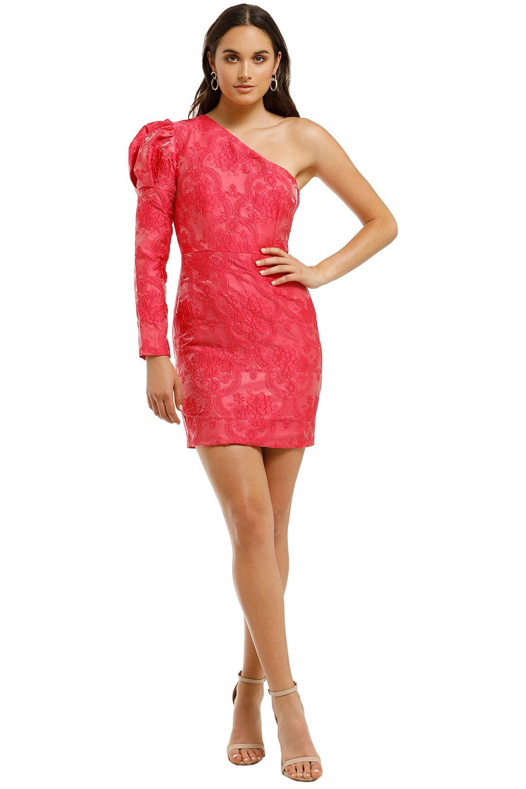 Bianca-and-Bridgett-Joy-Mini-Dress-Pink-Front