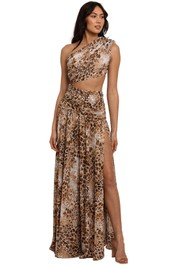 Bronx and Banco Jafari Gown