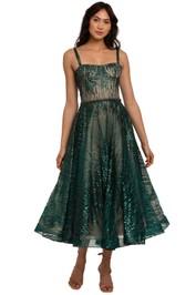 Bronx and Banco Mademouselle Midi Dress