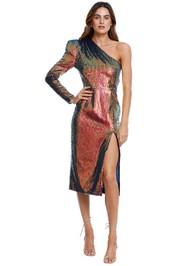 Bronx and Banco The Galaxy Midi Dress
