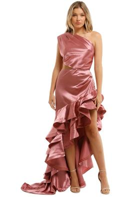 Bronx and Branco Monica Gown Rose