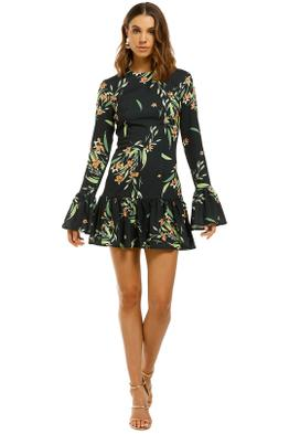 By-Johnny-Black-Jungle-Gather-Shift-Dress-Front