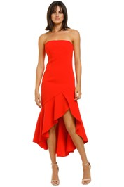 By-Johnny-Strapless-Tulip-Frill-Gown-Front