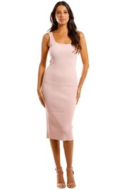 By Johnny Marlee Knit Midi