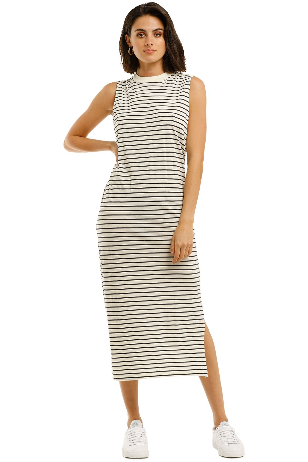 C&M-Camilla-And-Marc-Aella-Dress-Soft-Butter-Front