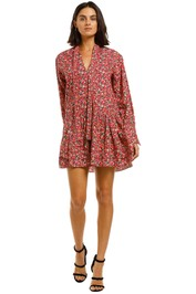 C&M-Camilla-And-Marc-Pink-Majella-Shirt-Dress-Front