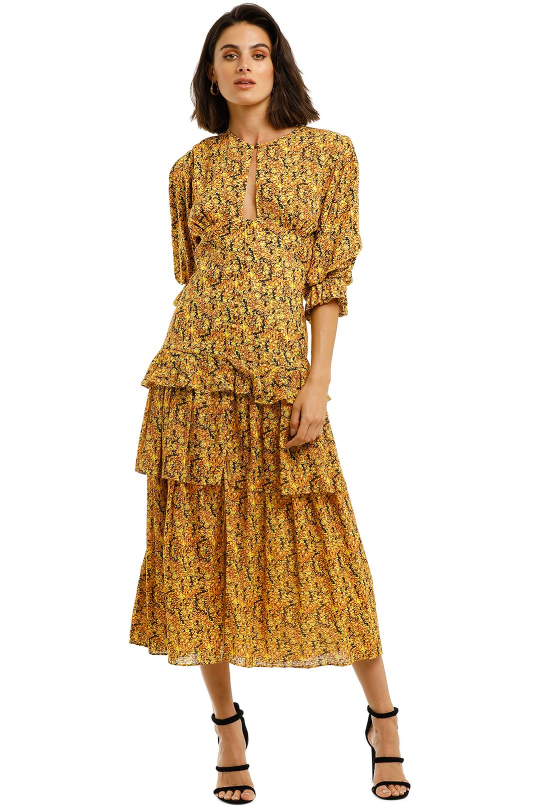 C&M-Camilla-And-Marc-Rimini-Tiered-Dress-Asterid-Print-Front