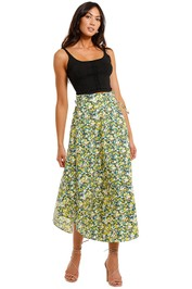 C&M Camilla And Marc Ditzy Print Skirt