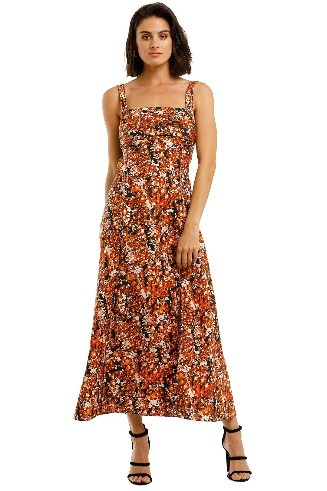 Camilla-and-Marc-Asterid-Midi-Dress-Front