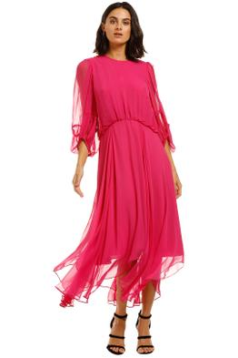 Camilla-and-Marc-Dylan-Dress-Pink-Front