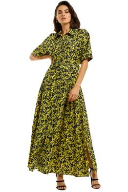 Camilla-and-Marc-Monet-Dress-Yellow-Front