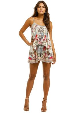 Camilla-Flared-Lace-Playsuit-with-Overlayer-Floral-Front