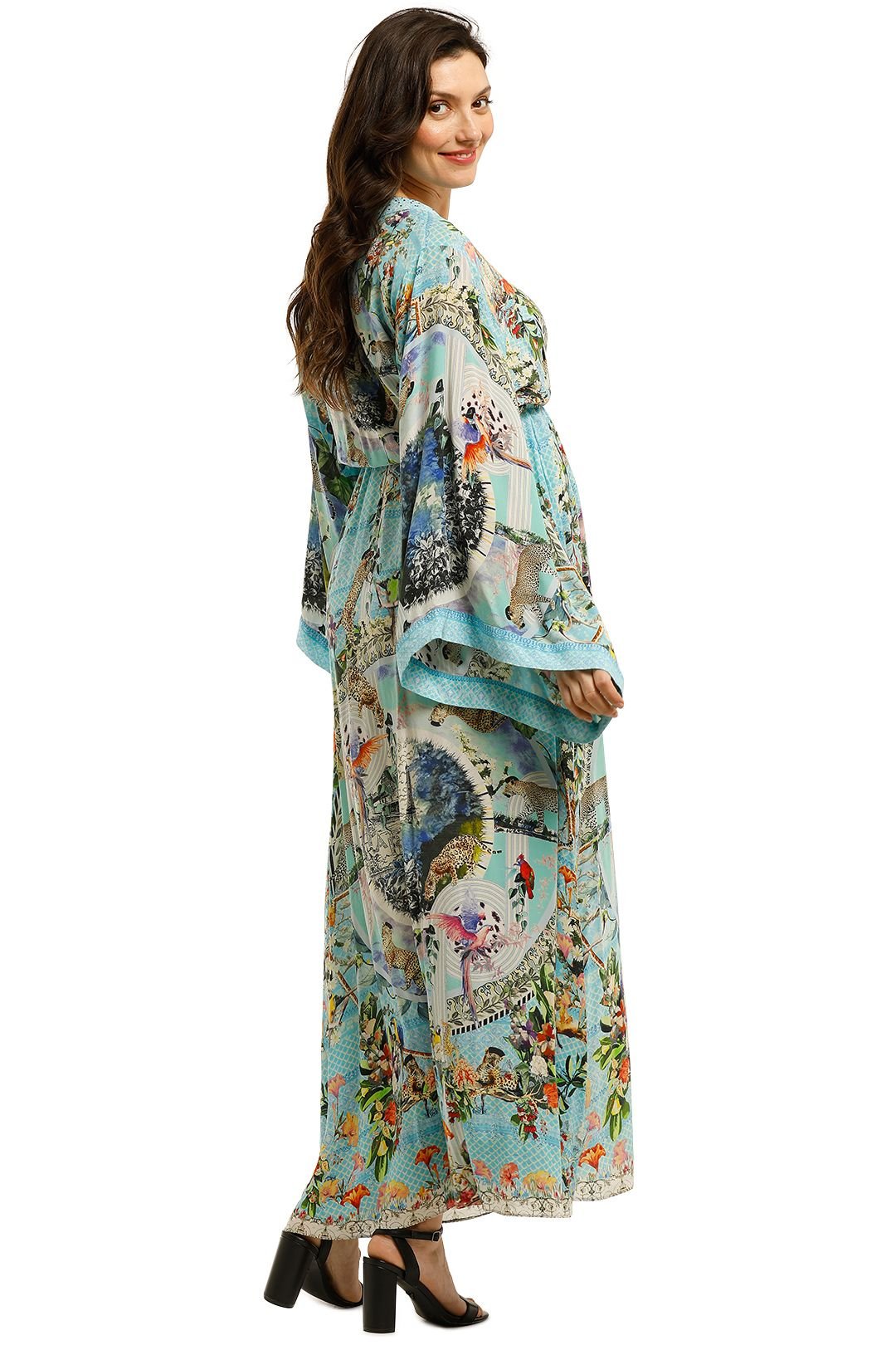 Camilla-Kimono-Wrap-Dress-Girl-from-St-Tropez-Back