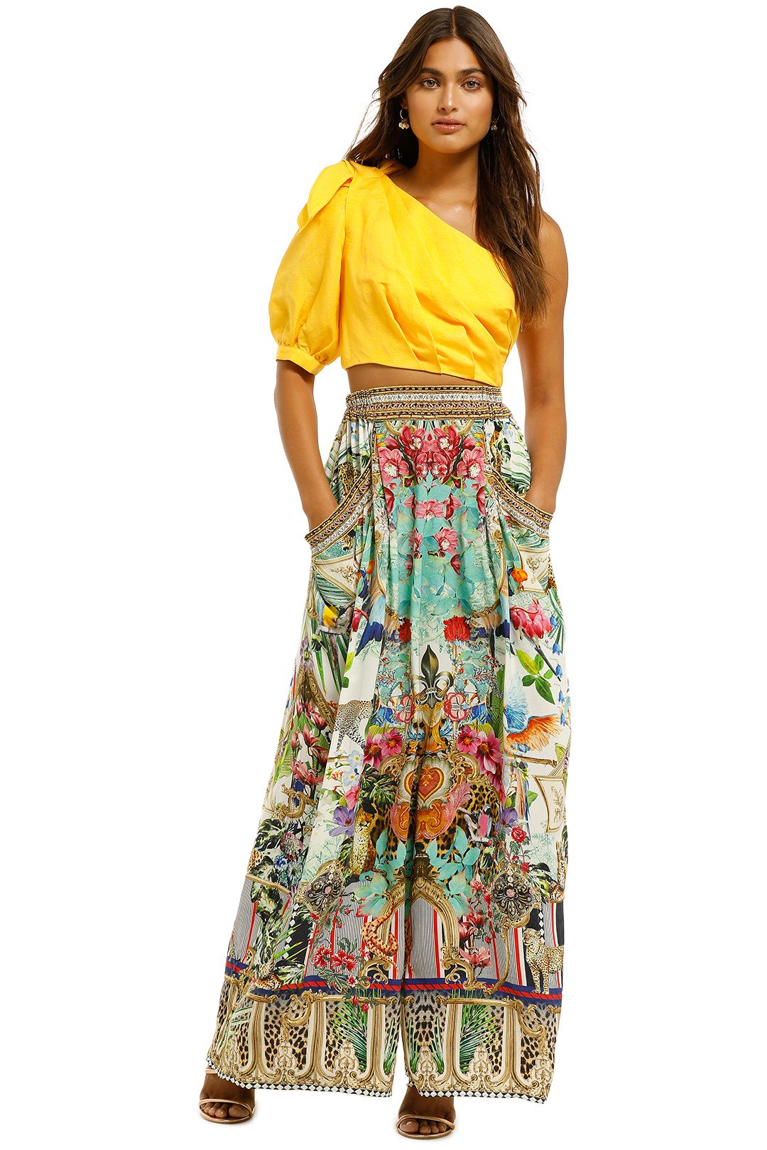 Camilla-Wide-Leg-Pant-with-Gathered-Pockets-Front