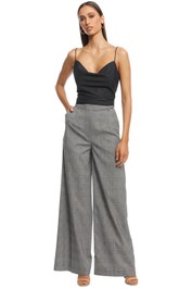 Camilla and Marc - Ackley Trouser - Grey - Front