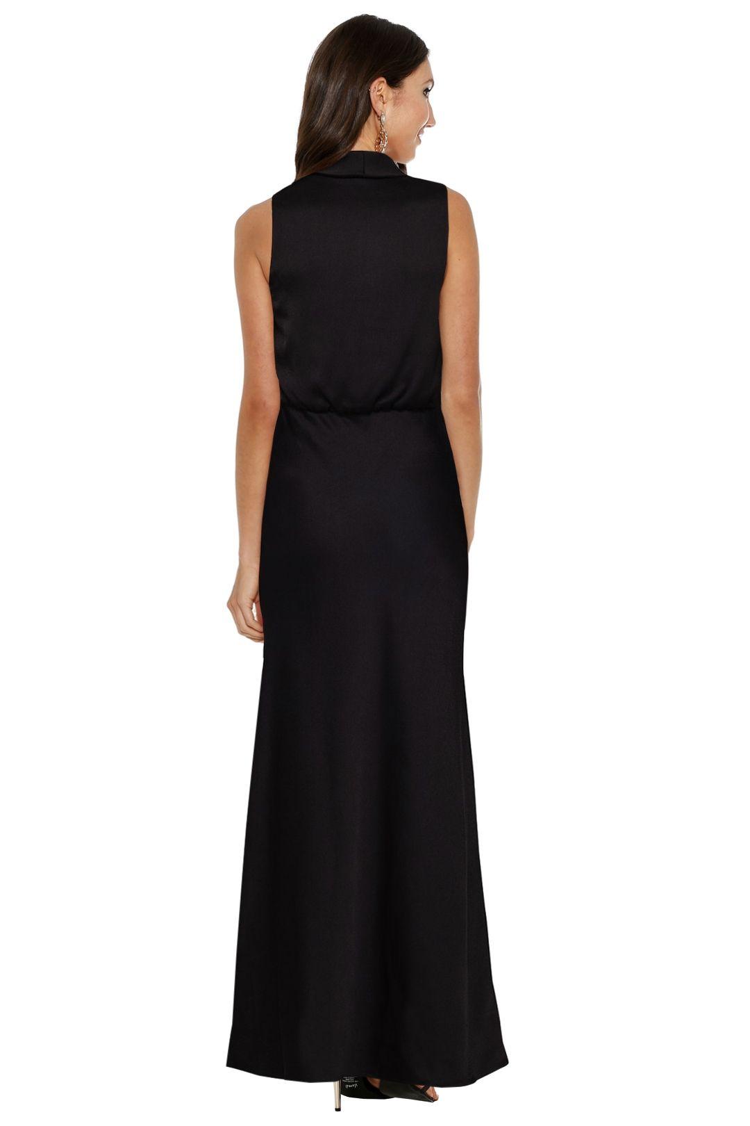 Camilla and Marc - Dahlia Dress - Black - Back