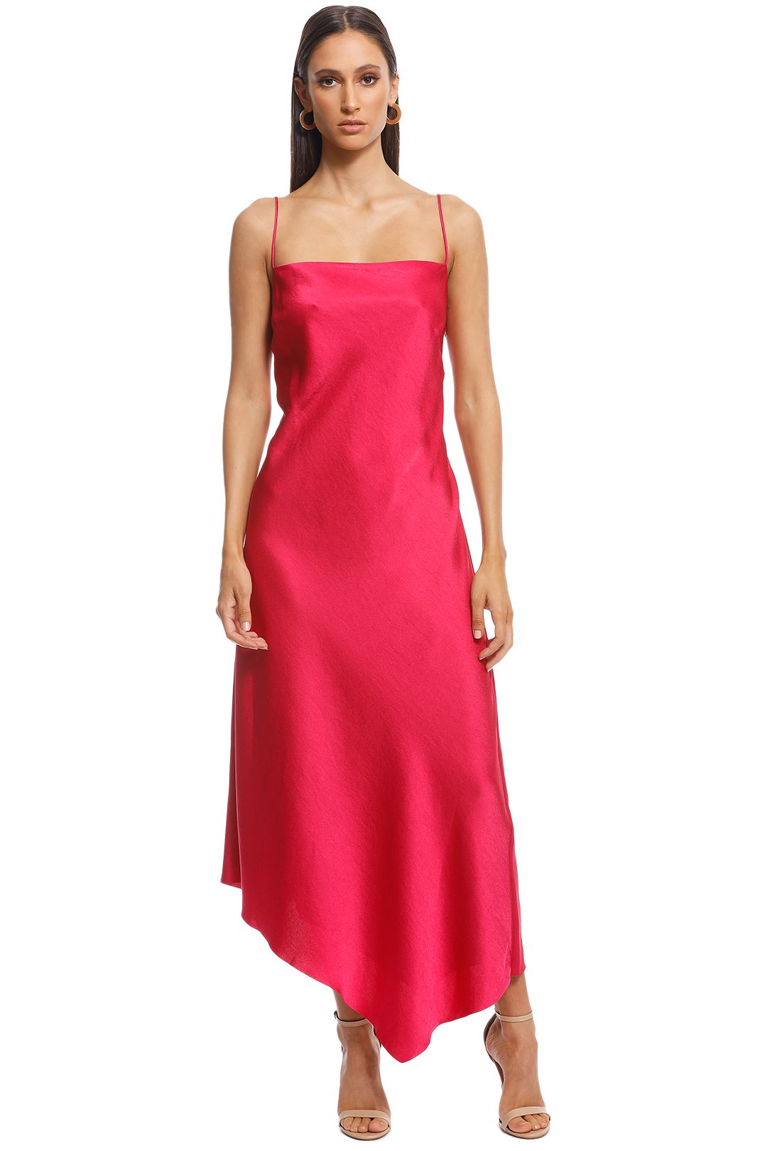 Camilla and Marc - Sirocco Slip Dress - Pink - Front