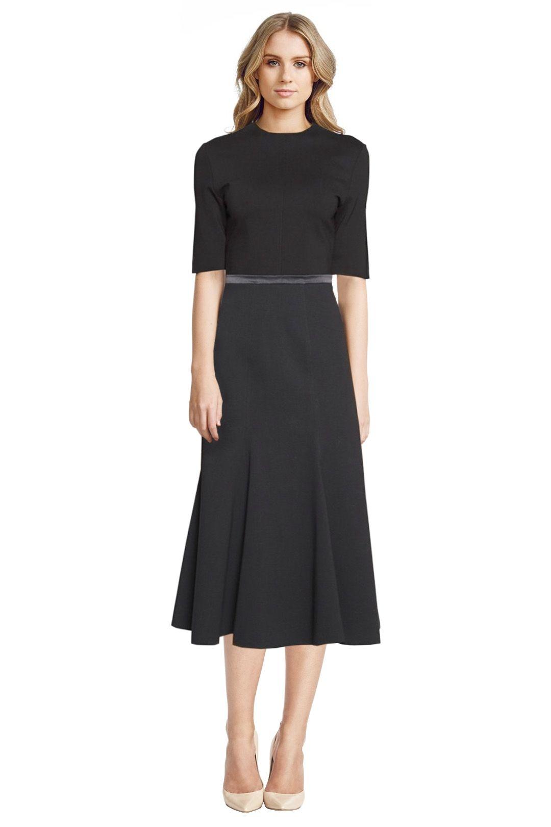 Camilla and Marc - Stellar Dress - Black - Front