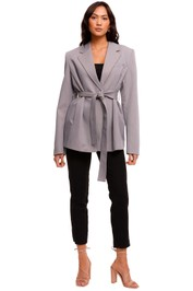 Camilla and Marc Avery Blazer Belted