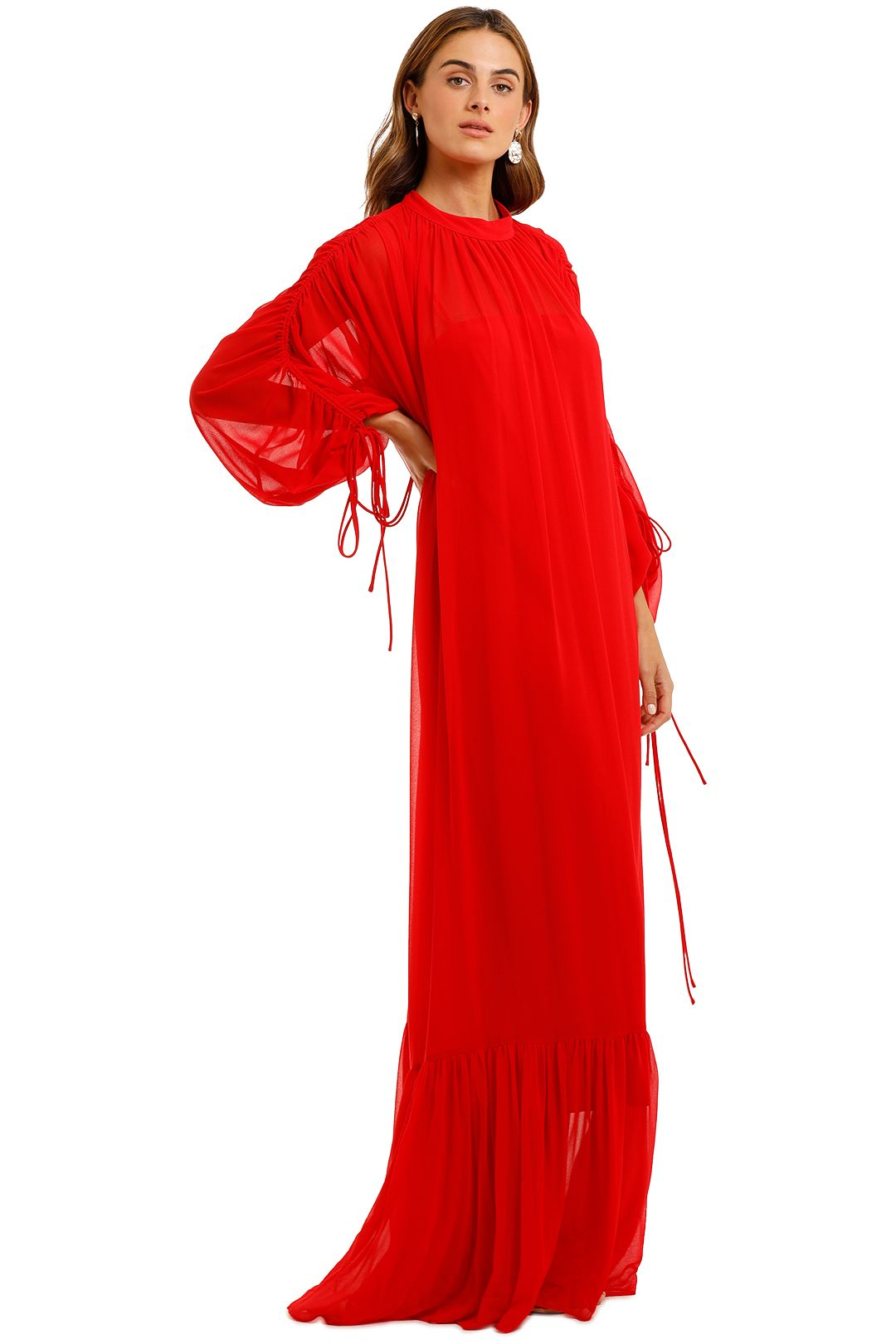 Camilla and Marc Catalina Maxi Dress Red