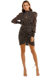 Camilla and Marc Cirro Mini Dress long sleeve
