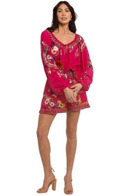 Camilla Blouson Sleeve Playsuit Apple Eyed mini