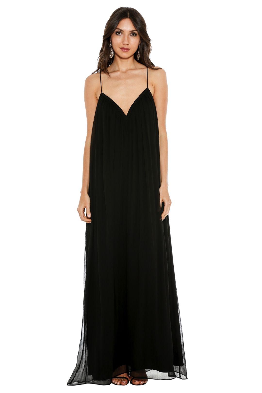 Camilla & Marc - Zendo Dress - Black - Front
