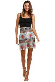 Camilla Mini Skirt
