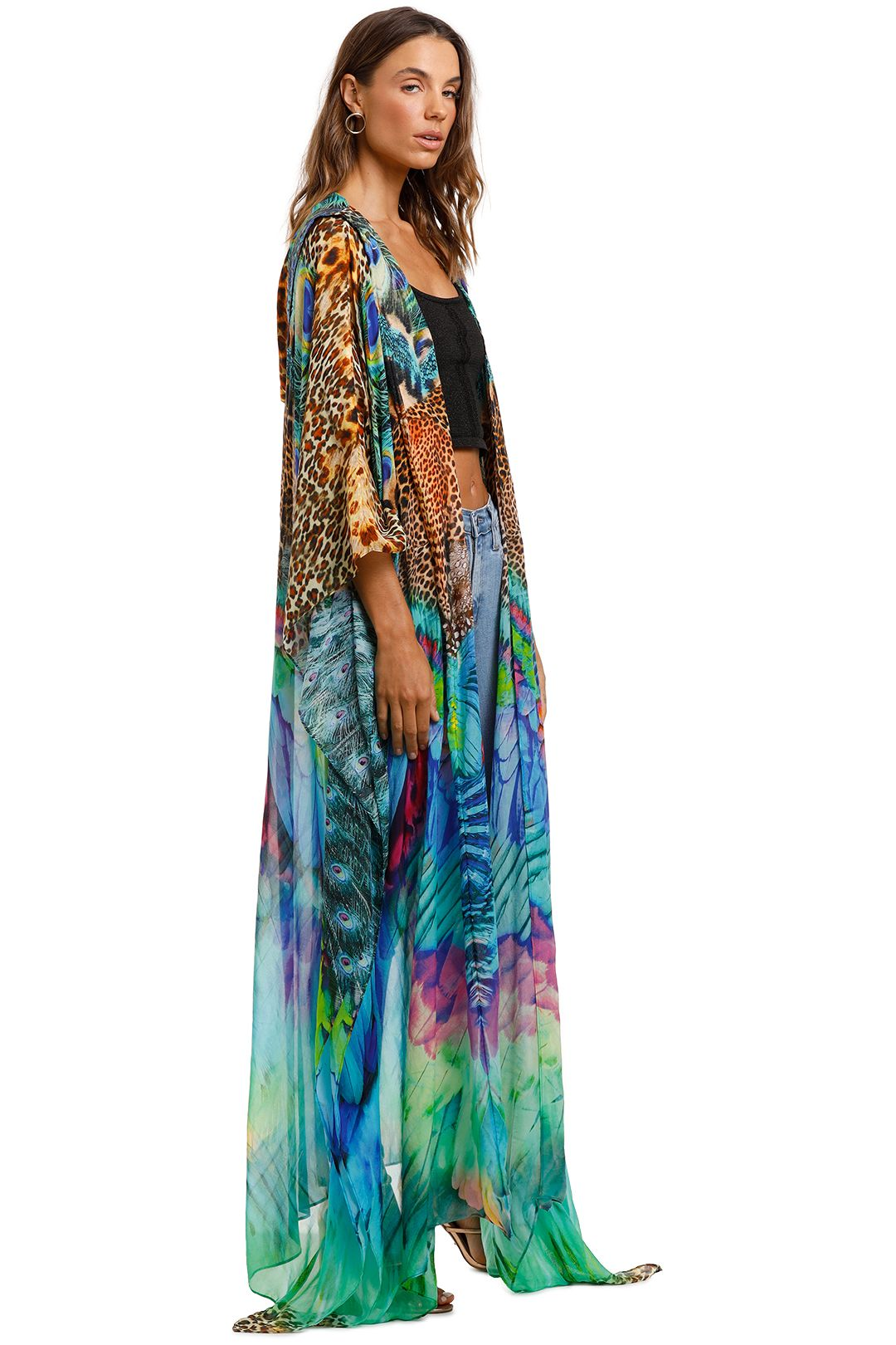 Camilla Oversized Robe Mother Xanadu