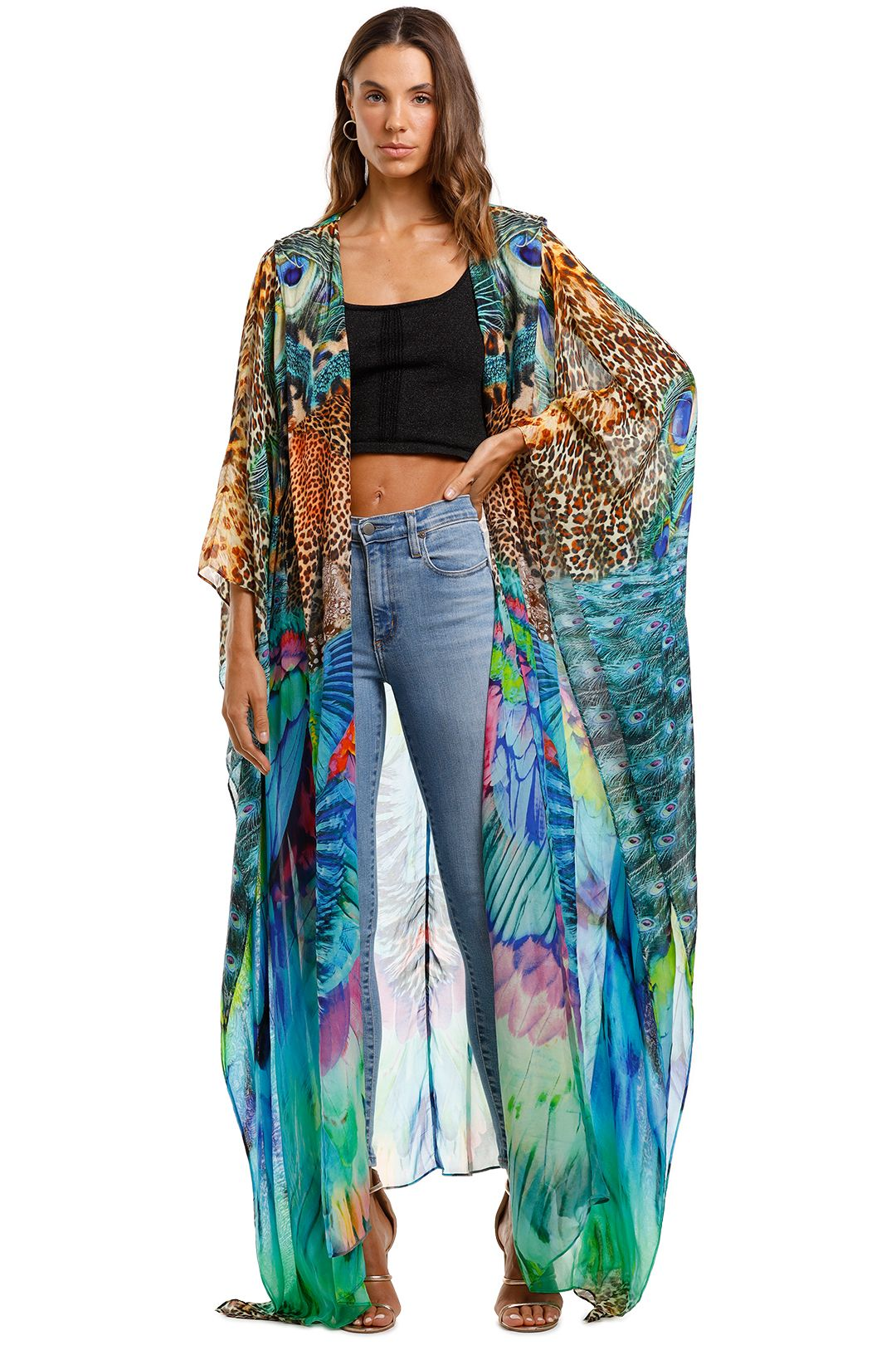 Camilla Oversized Robe Mother Xanadu Robe Kaftan