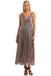 Catherine-Deane-Nikola-Dress-Metallics-Front
