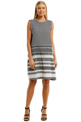 Cecilie-Copenhagen-2-O-No-Sleeves-Dress-Front