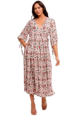 Ceres Life Picnic Wrap Dress