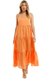 Charlie-Holiday-Isabella-Maxi-Papaya-Front
