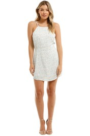 Charlie-Holiday-Ivy-Mini-Dress-Bloom-Front