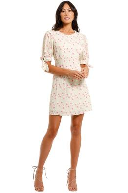 Charlie Holiday Bayside Mini Dress print