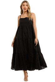 Charlie Holiday Isabella Maxi Black