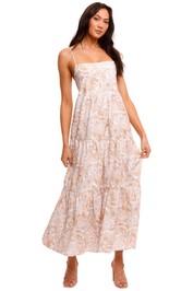 Charlie Holiday Isabella Sleeveless Maxi Dress