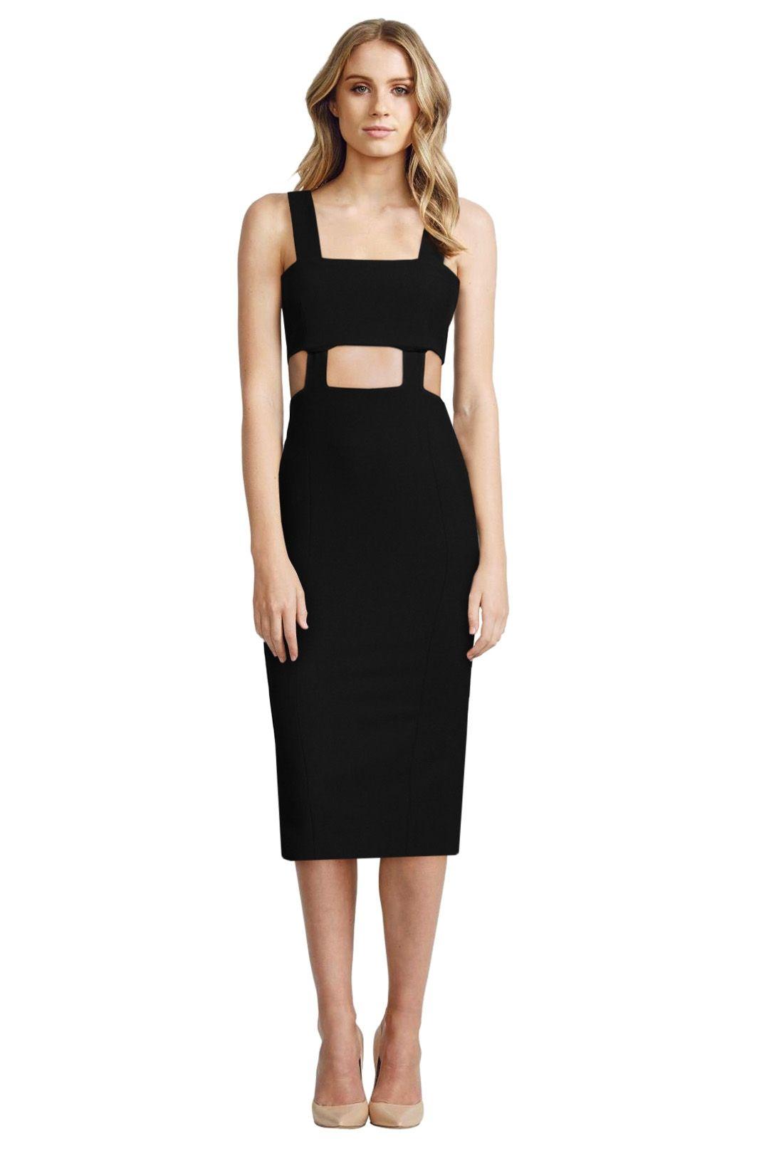 Cinq a Sept - Celeste Dress - Black - Front