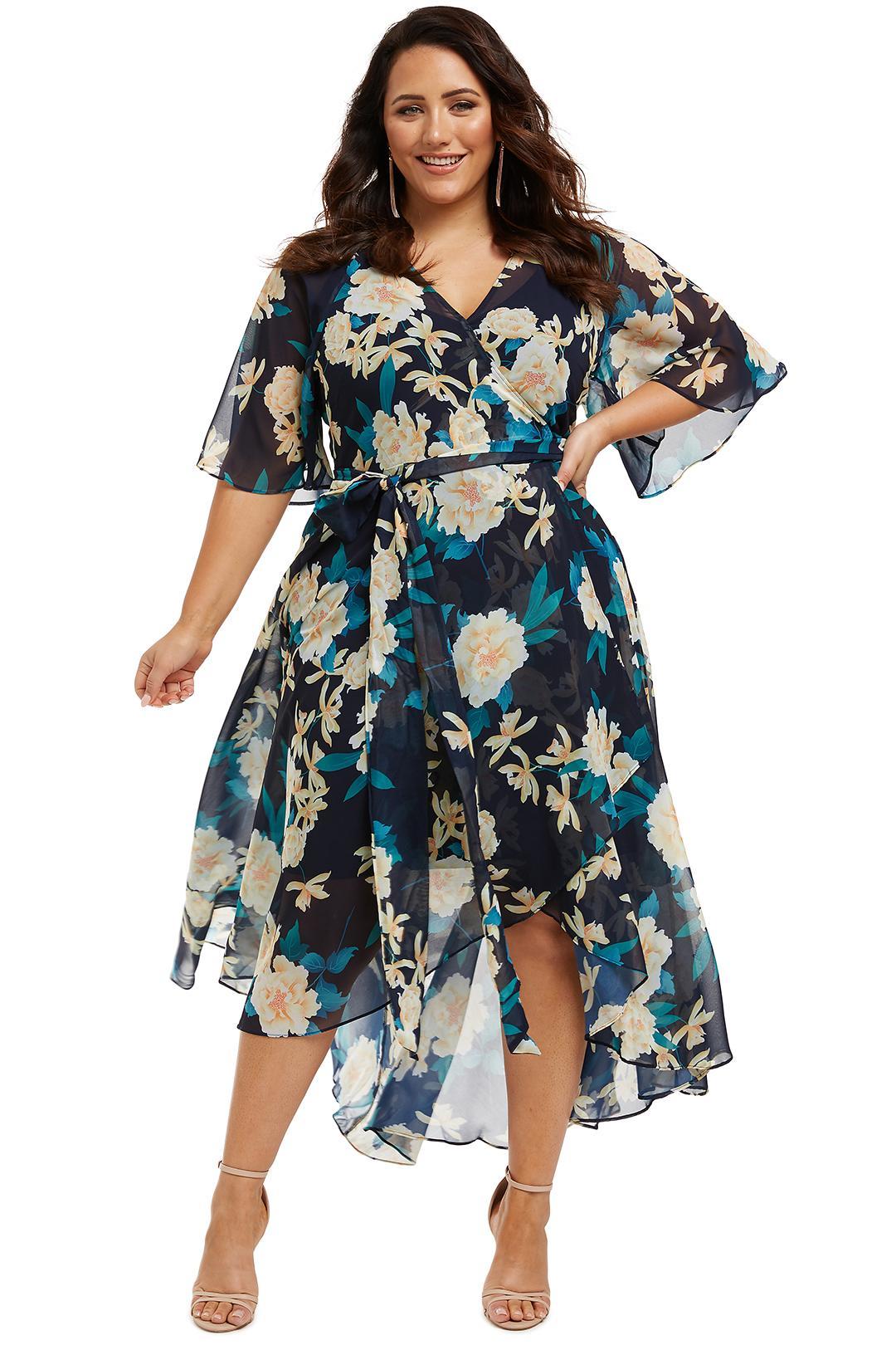 Full Bust Designer Dresses for Hire | GlamCorner