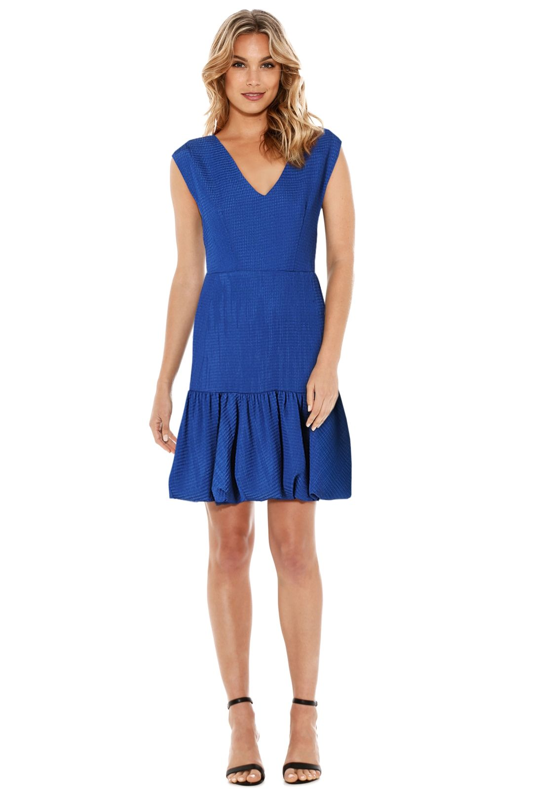 Claudie Peirlot - Royce Party Dress - Blue - Front