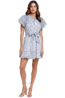 CleobellaLeah Mini Dress Blue