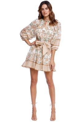 Magdalena Mini Dress Magdalena Print