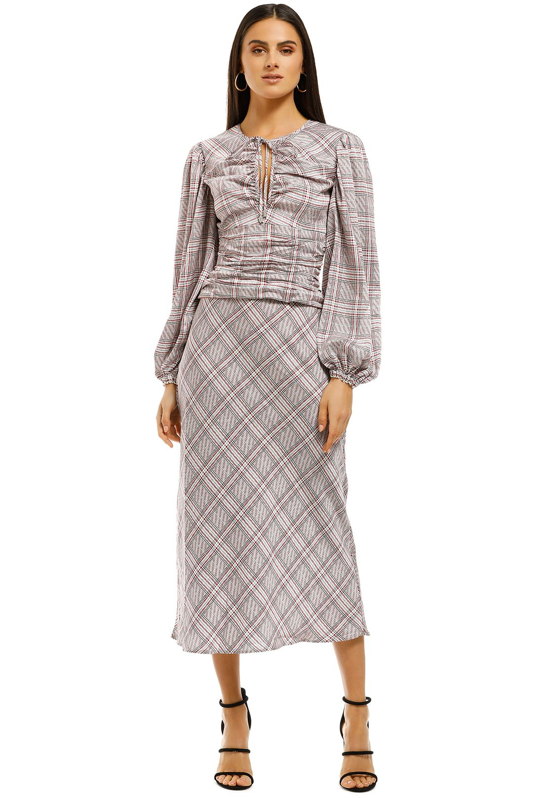 CMEO-Collective-No-Time-Skirt-Plaid-Front
