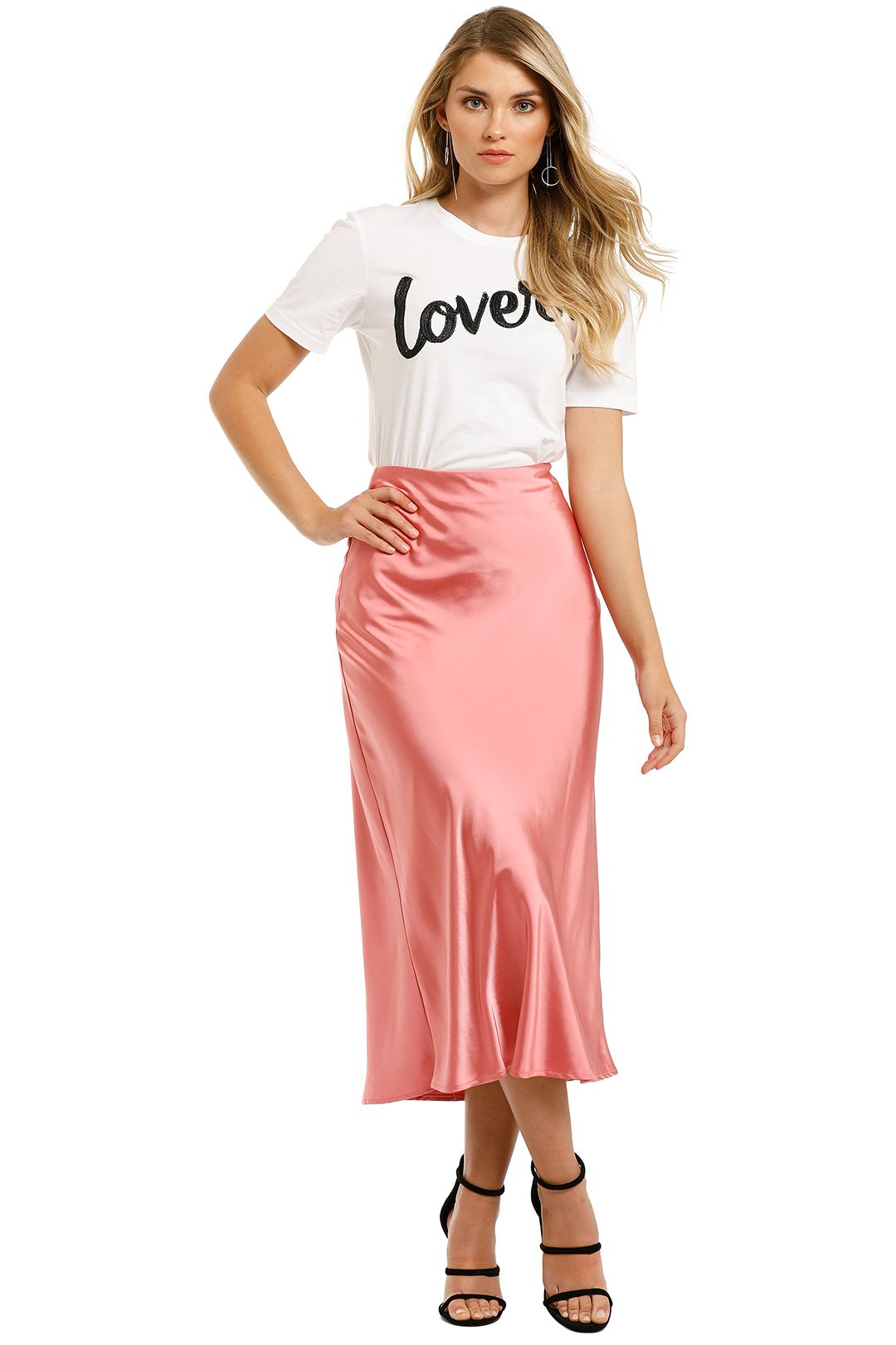 CMEO-Collective-Time-Flew-Skirt-Pink-Front