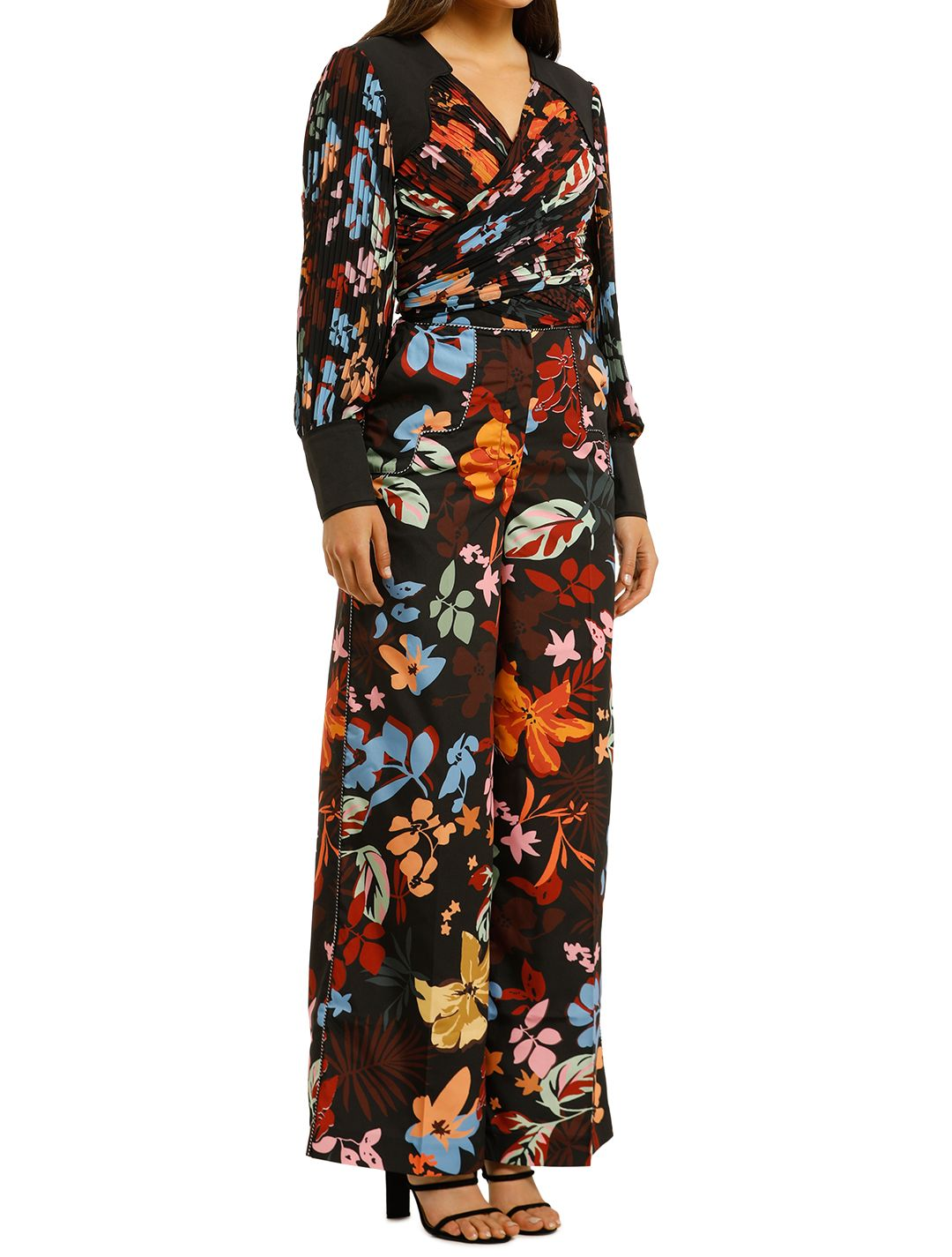 CMEO-Collective-With-Or-Without-Top-and-Pant-Set-Black-Abstract-Floral-Side