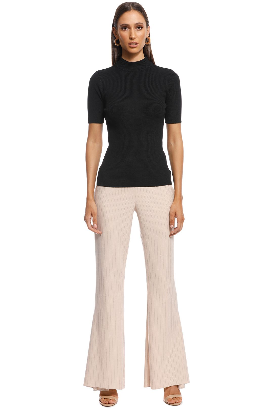 CMEO Collective - Go From Here Pant - Nude - Front