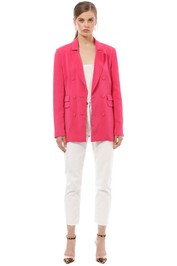 CMEO Collective - Own Light Blazer - Pink - Front