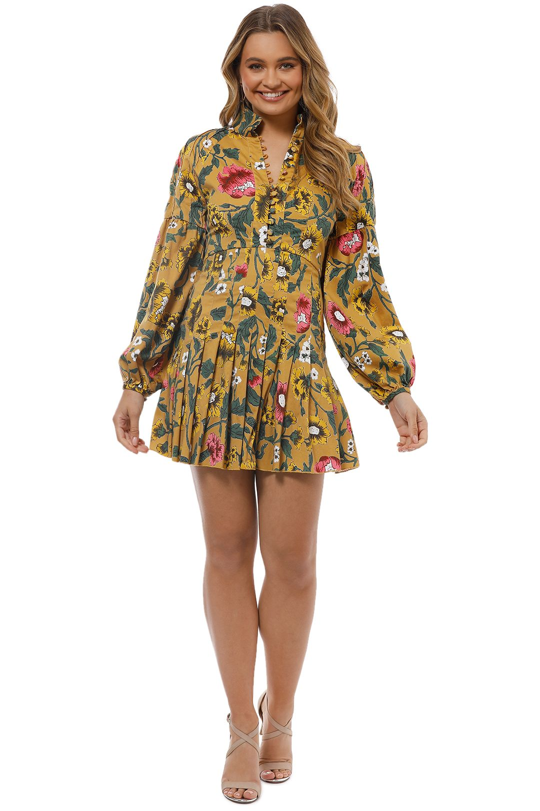 Cameo - Another Lover LS Dress - Front